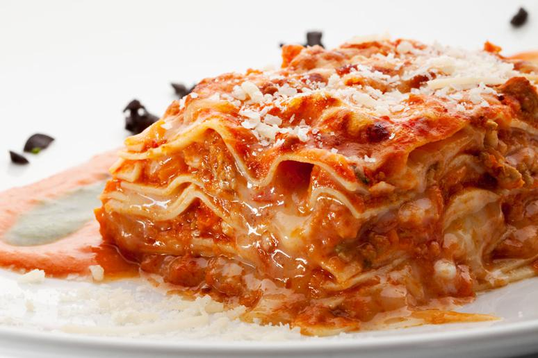 Slow-Cooker Lazy Day Lasagna Recipe