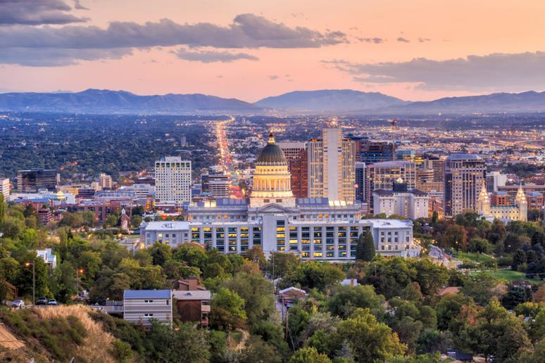 11. Salt Lake City, UT