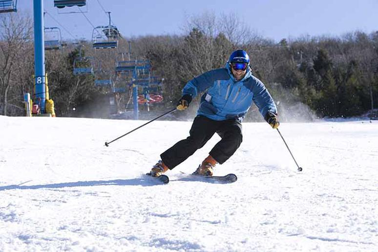 Pennsylvania: Ski Resorts (Farmington, Bradford, and Tannersville)