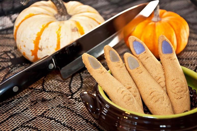 Severed Fingers Cookies