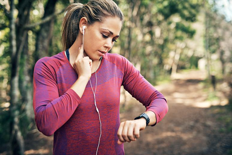 Your heart rate gets slower