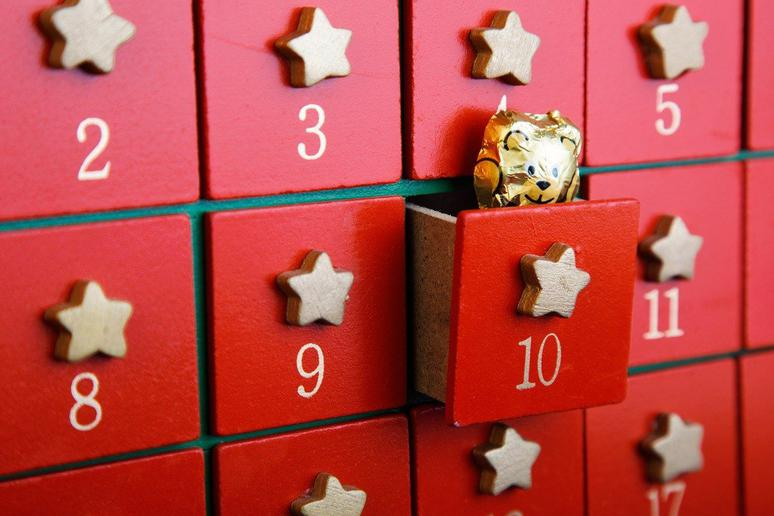 Count Down to Christmas With an Advent Calendar