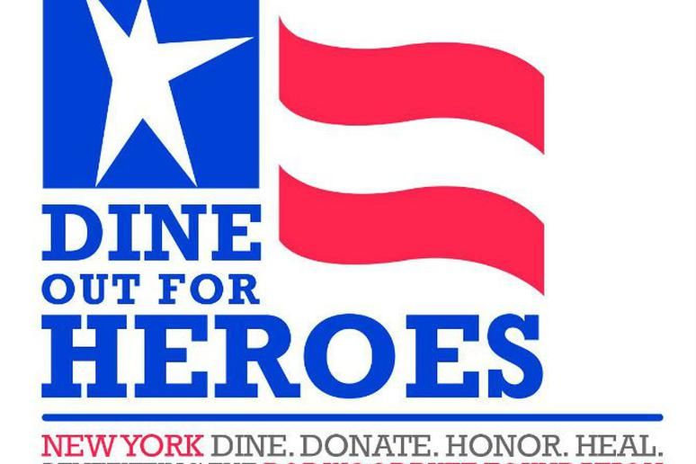 "Daniel Boulud, Eric Ripert, and New York City chefs to honor veterans with ""Dine"