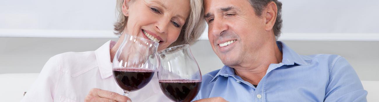 As if we needed another excuse to drink red wine.
