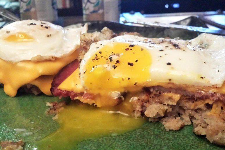 The Stuffing Burger