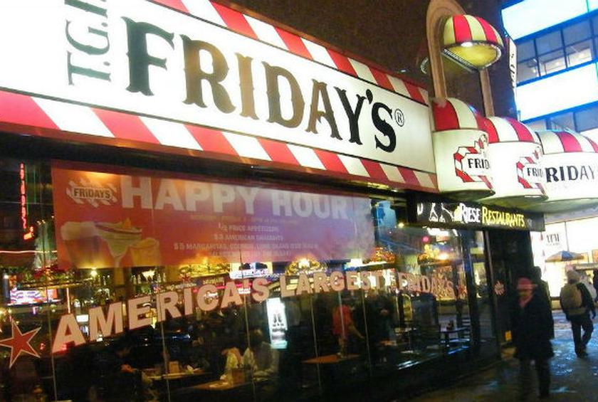 10 Things You Didnt Know About TGI Fridays