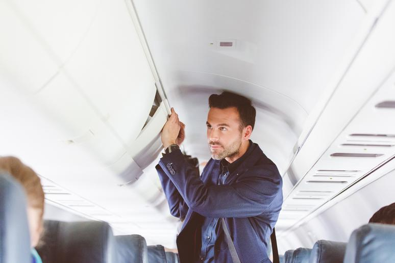 Don't touch these spots on an airplane