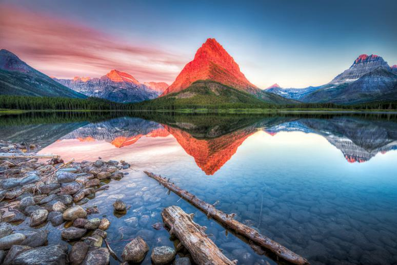 Montana - Swiftcurrent Lake
