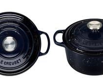 Le Creuset Just Released a New Starry Sky Dutch Oven and We Want One