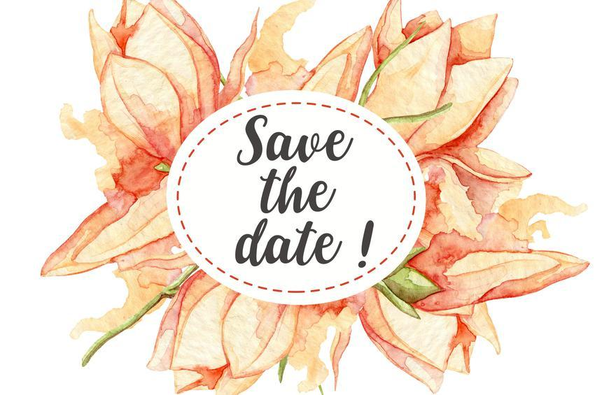 Send Save The Date Cards From The Complete Guide To