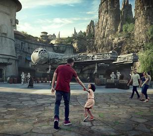 Star Wars: Galaxy's Edge information