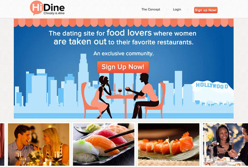 food online dating