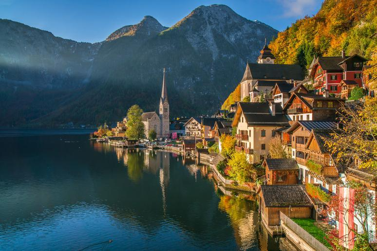 Find Fall Foliage in Europe