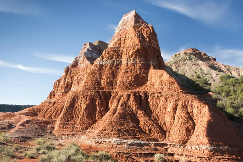 Texas: Caprock Canyons State Park and Trailway