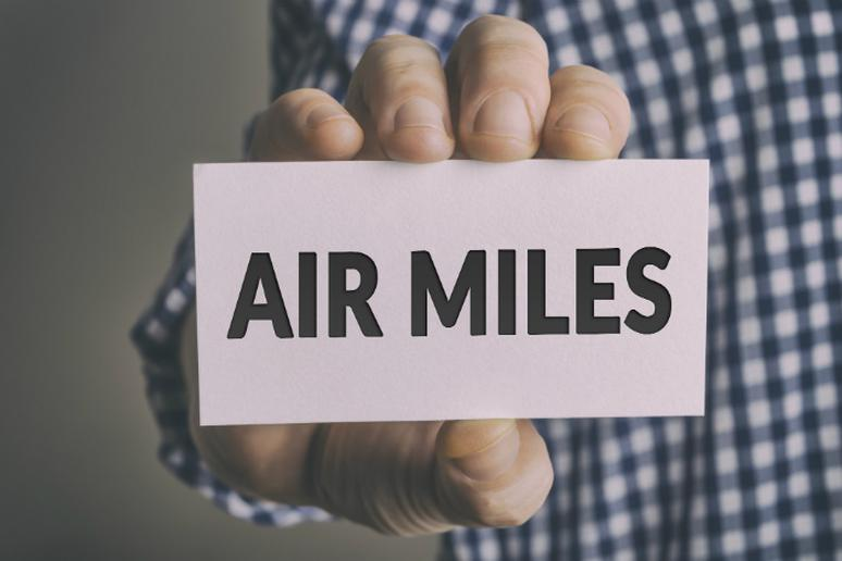 Think before using your miles