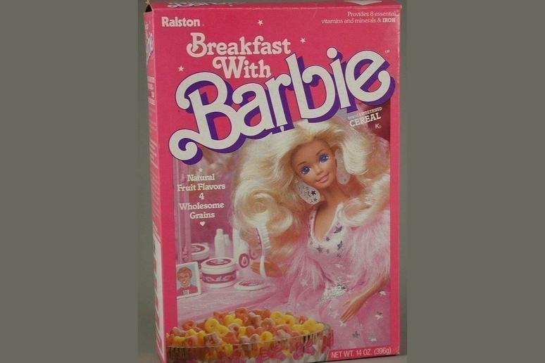 Breakfast With Barbie