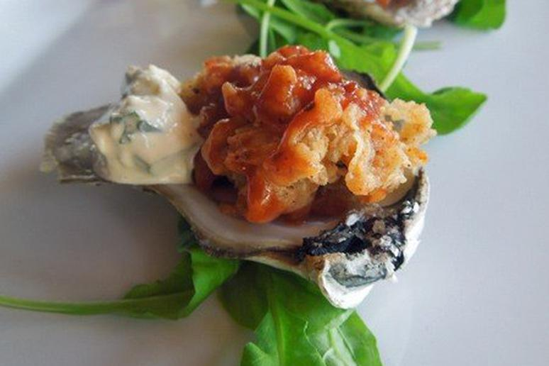 Barbecue Oysters