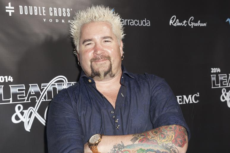 #13 Guy Fieri: $10 Million