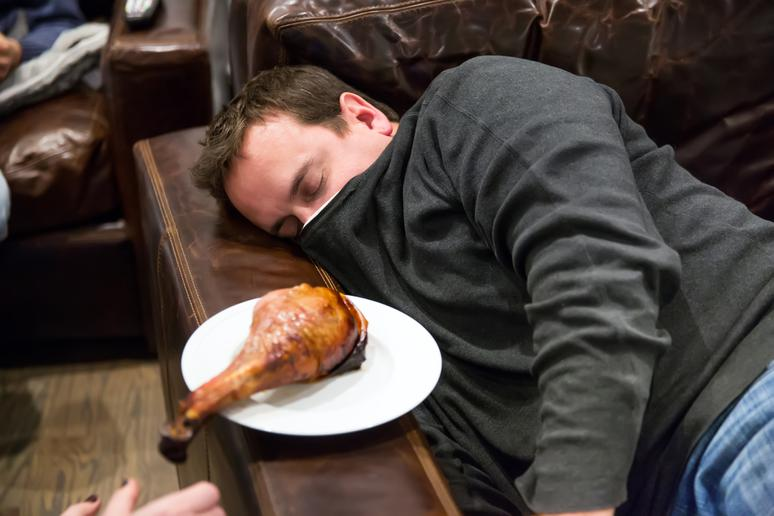 What Thanksgiving Dinner Really Does to Your Body