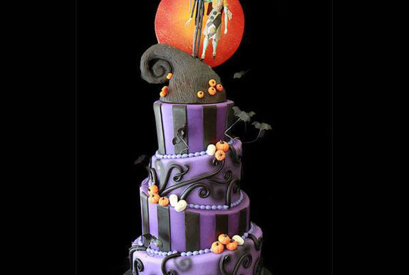 8 Horrifying Wedding Cakes