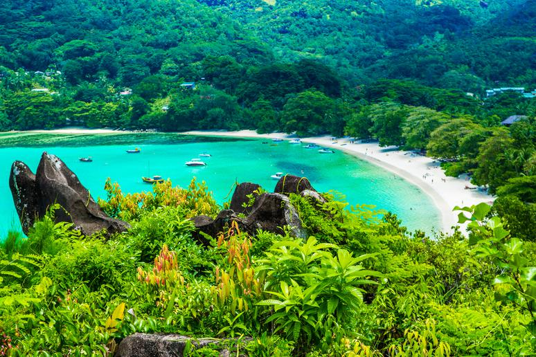 21. The Seychelles