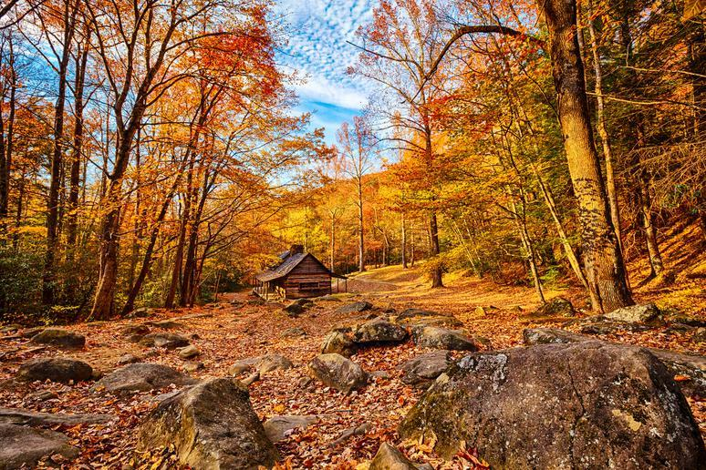 Great Smoky Mountains National Park (Tennessee and North Carolina)