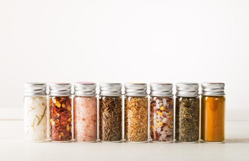 You use old and expired spices