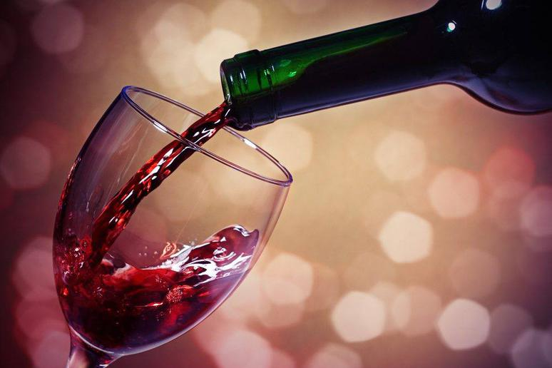 A glass of Merlot will melt off the fat? Ahh… if only that were true.