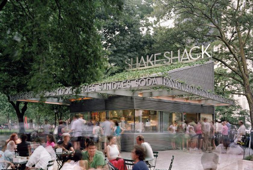 Shake Shack in Madison Square Park Will Close for Five Months