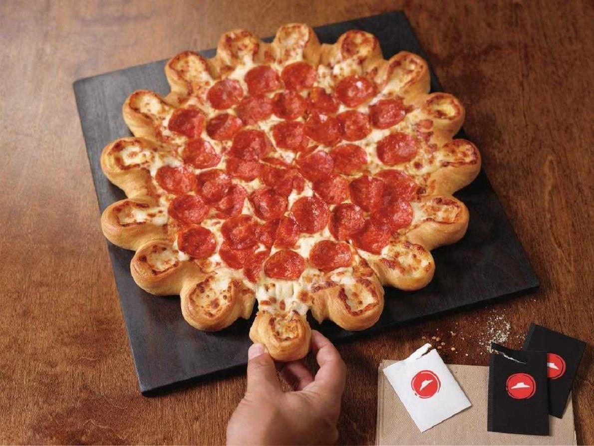 Pizza Hut's latest pizza is a cheese lover's wildest dream