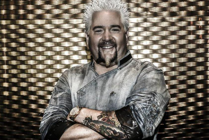 Guy Fieri Expands Flavortown Empire to Atlantic City