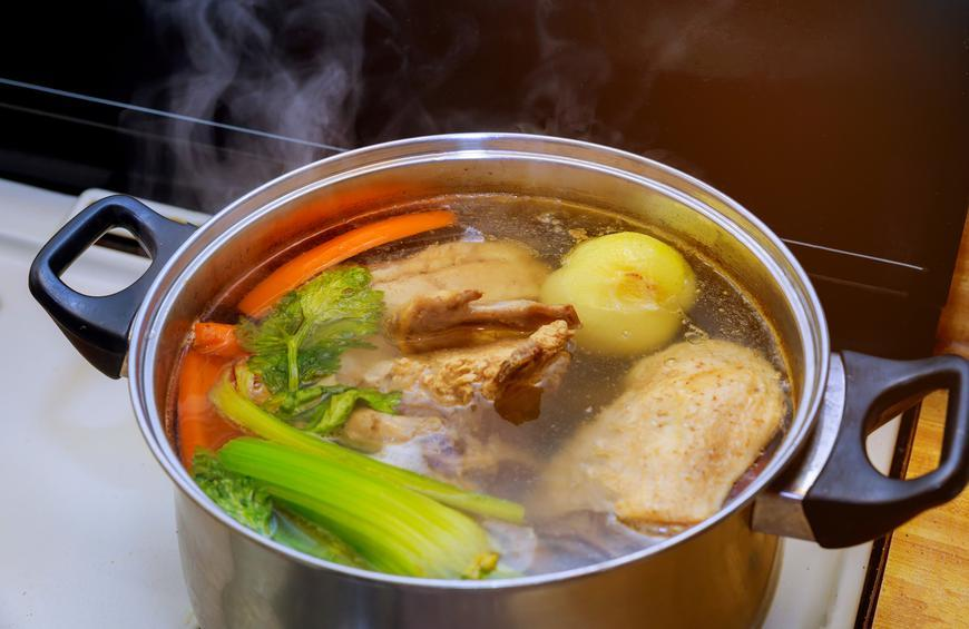 How to make stock