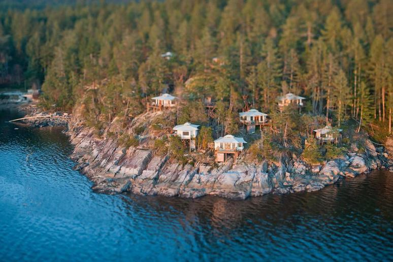 Rockwater Secret Cove Resort and Spa (Halfmoon Bay, Canada)