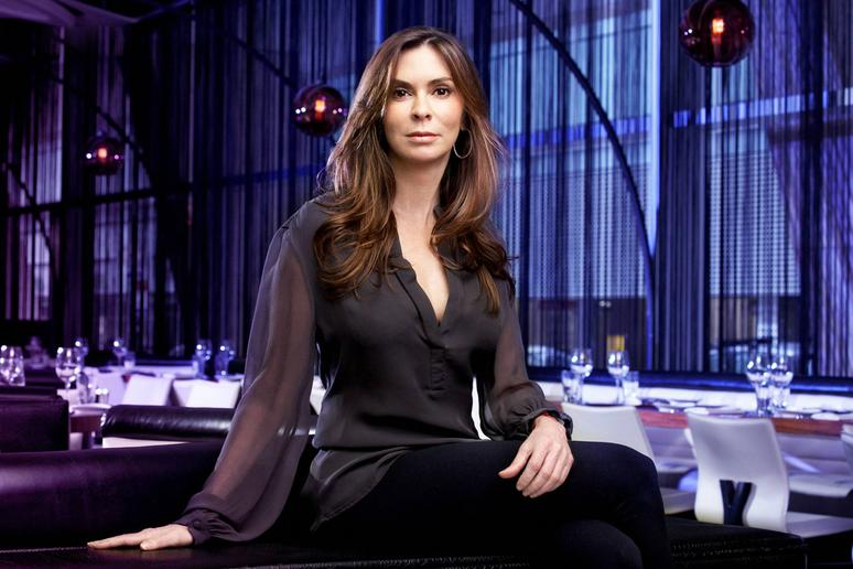 Celeste Fierro, Senior Vice President of The ONE Group and co-founder of STK (New York City)