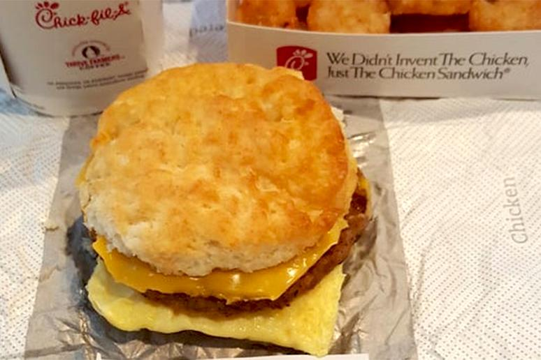 Chick-fil-A: Unhealthiest