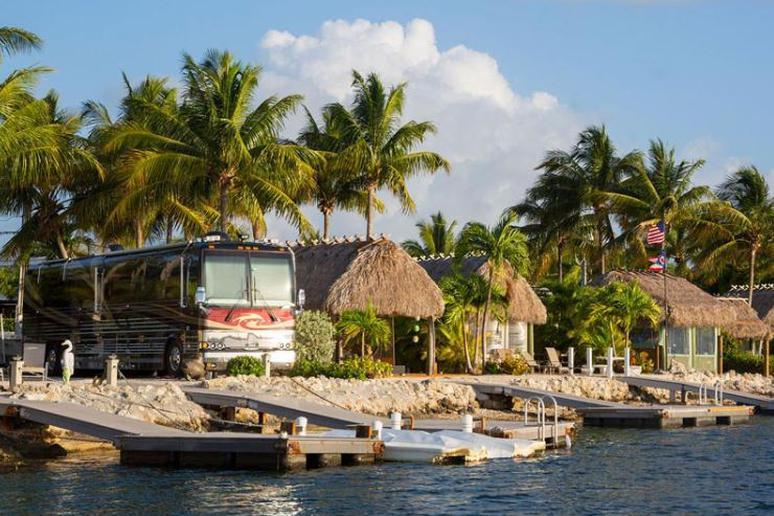 Florida: BlueWater Key RV Resort (Key West)