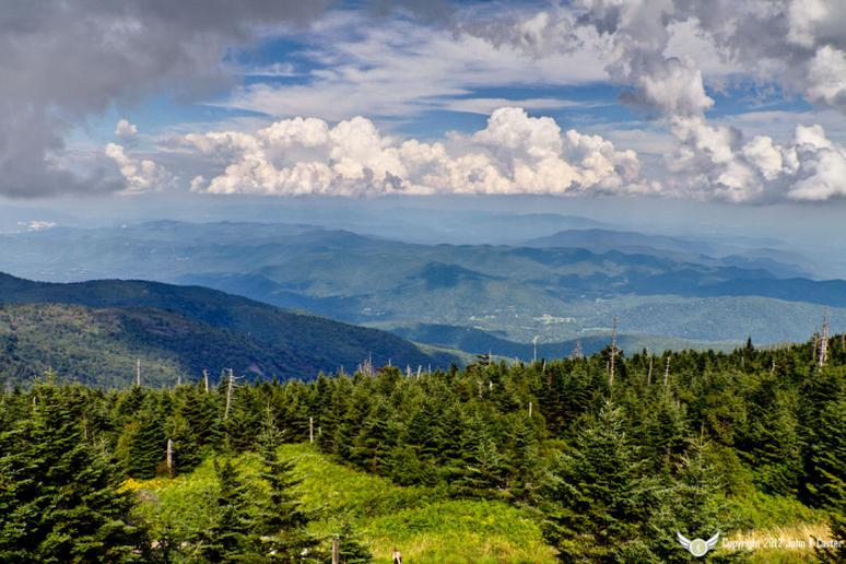 North Carolina - Mt. Mitchell Circuit