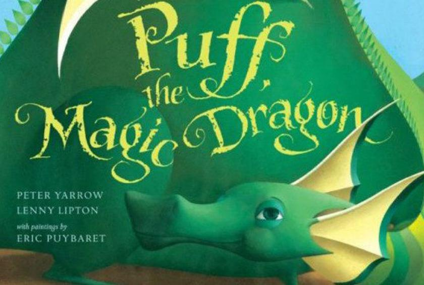 A 'Puff, the Magic Dragon'-Themed Restaurant Chain Is in the Works