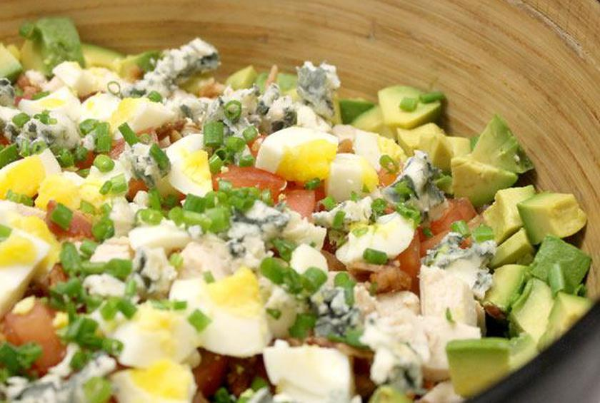 The Ultimate Cobb Salad