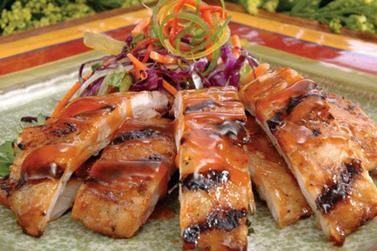 Grilled citrus gator ribs recipe by steven w siler grilled citrus gator ribs forumfinder Images