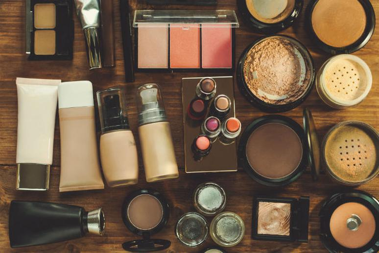 Fragrance and makeup products