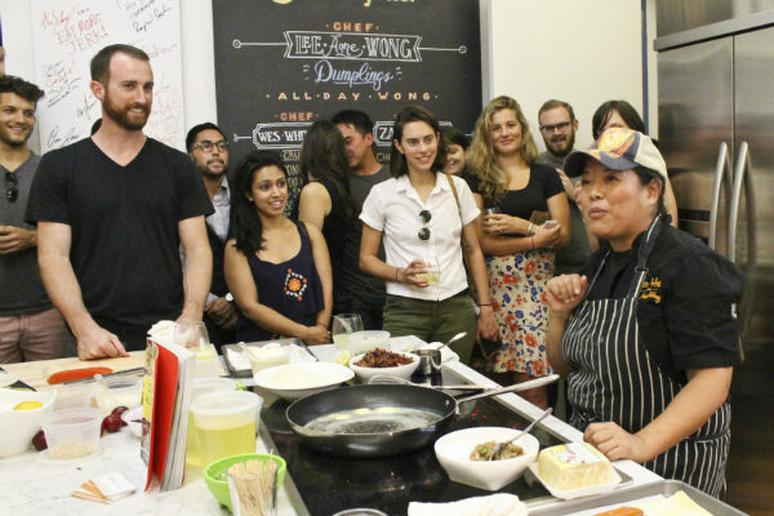 Chefs and Tech Team Up for First Silicon Alley Supper Club
