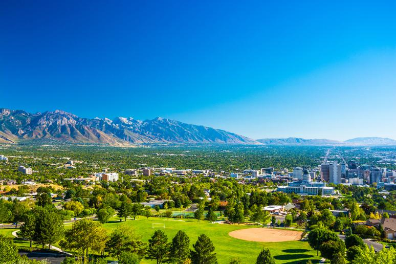 17. Salt Lake City, Utah