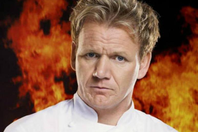 Gordon Ramsay to Open Restaurant in Caesars Atlantic City