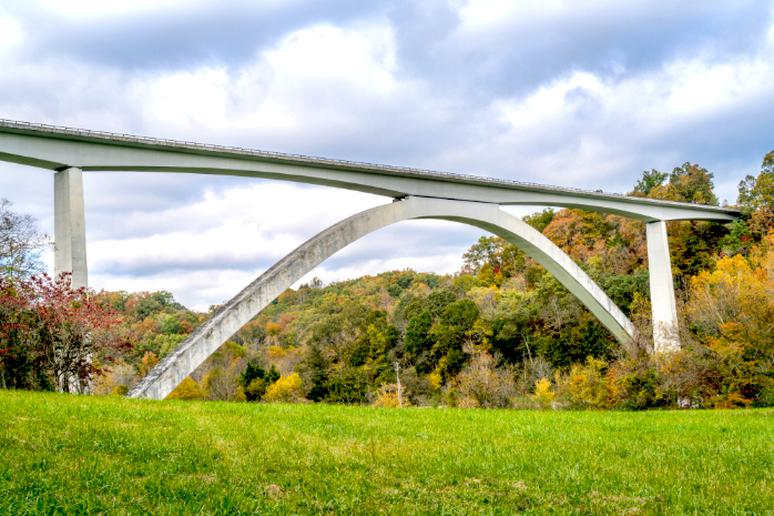 Mississippi - Natchez Trace Parkway