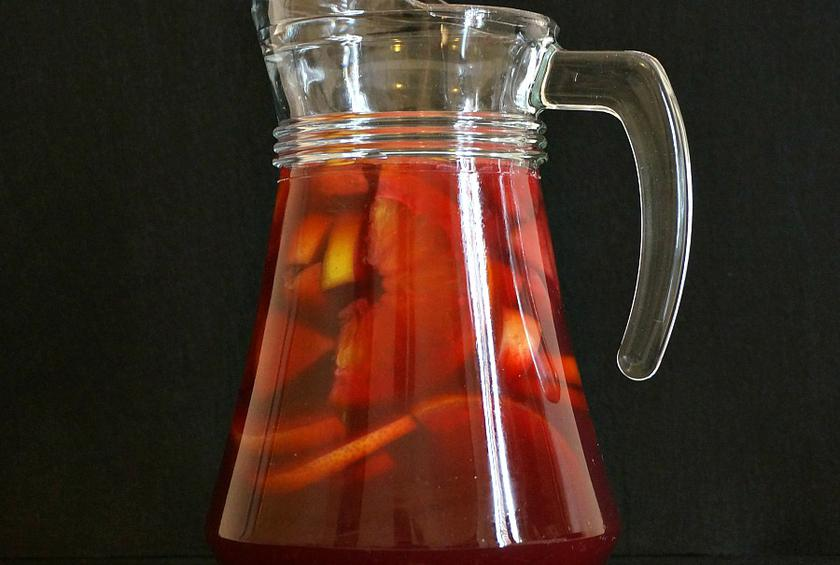 Ultimate Sangria With Red Wine Rum And Brandy Recipe By Venturists