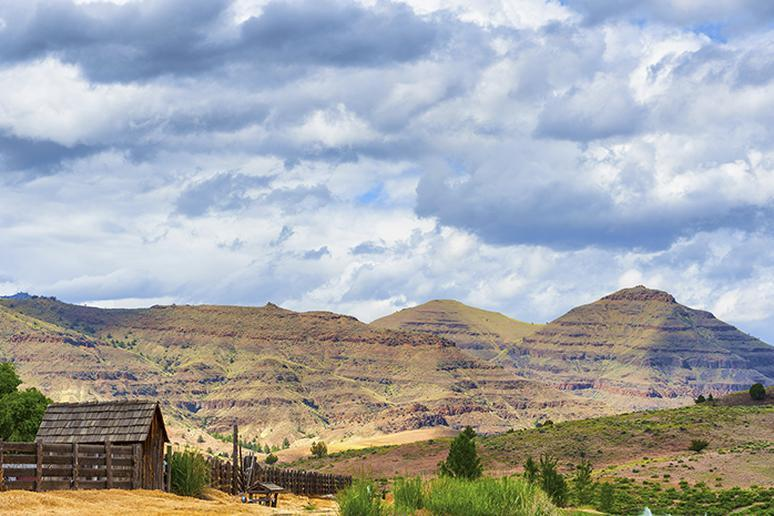 Oregon - John Day Fossil Beds