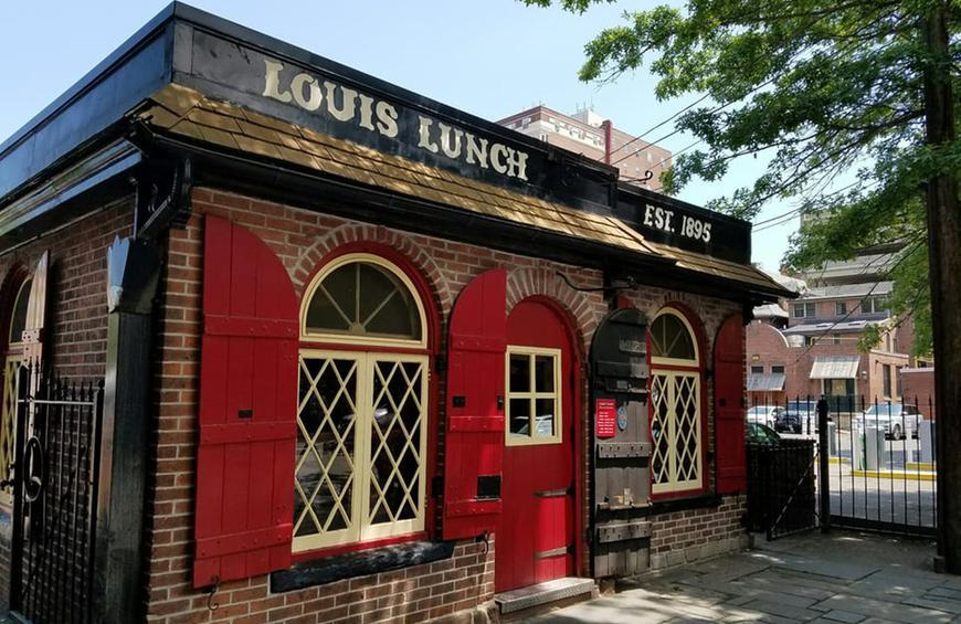 Louis' Lunch (New Haven, Connecticut)
