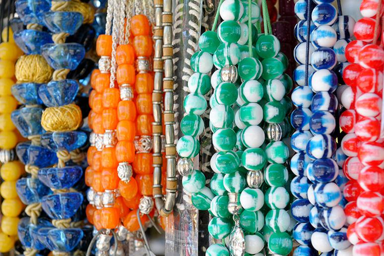 Worry beads from Greece