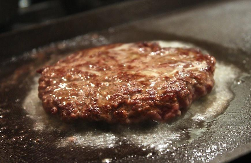 Butter-Basted Burger Recipe